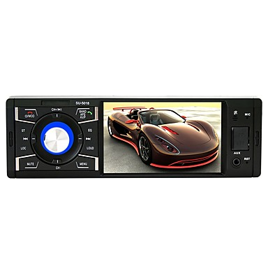 Swm Su-5018 7 Pollice 1 Din Altri Os Car Mp5 Player Mp3 - Bluetooth Integrato - Supporto Per Scheda Sd E Attacco Usb Per Universali Rca - Altro Supporto Mpeg - Mpg - Wmv Mp3 - Wma - Wav Jpeg - Bmp #07175940