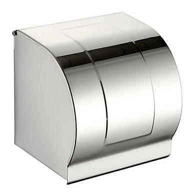 Ordinato Porta Rotolo Di Carta Igienica Nuovo Design - Fantastico Modern Acciaio Inox - Ferro 1pc Montaggio Su Parete #07168616