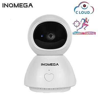 inqmega pilvi langaton ip-kamera 1080p-sovellus käänteisen puhelun automaattinen seuranta sisätilojen kotiturvavalvonta CCTV-verkko wifi-nokka