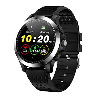 Smart Watches Women Fashion Smart Watch Fitness Tracker Ecg Heart Rate Blood Pressure Blood Oxygen Smartwatch 20 Days Standby For Ios Android