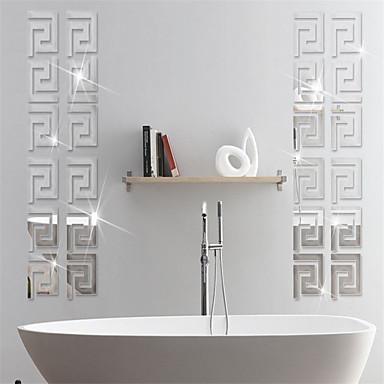 halpa Seinätarrat-Koriste-seinätarrat - Peilitarrat Abstrakti / Muodot Sisällä