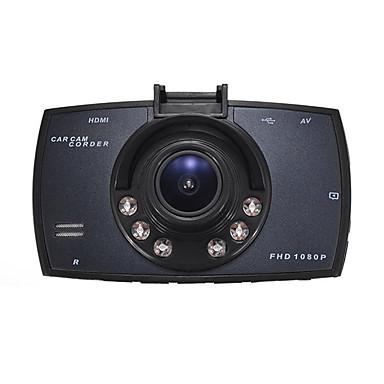 billige Bil-DVR-G30L 1080p Nattsyn / Trådløs Bil DVR 140 grader Bred vinkel 2.7 tommers LTPS Dash Cam med Night Vision / Bevegelsessensor / auto av / på Bilopptaker