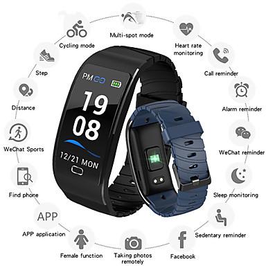Indear S7 Da Uomo Intelligente Bracciale Android Ios Bluetooth Smart Sportivo Impermeabile Monitoraggio Frequenza Cardiaca Misurazione Della Pressione Sanguigna Pedometro Avviso Di Chiamata #07142573 Corrispondenza A Colori