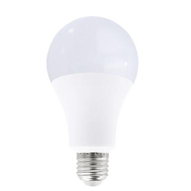 1pc 7 W LED Globe Bulbs 310-410 lm E26 / E27 16 LED Beads Cold White 85-265 V