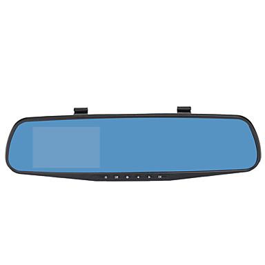 billige Bil-DVR-HD / Trådløs Bil DVR 90 grader Bred vinkel 4 tommers TFT Dash Cam med G-Sensor / Parkeringsmodus / Bevegelsessensor Bilopptaker