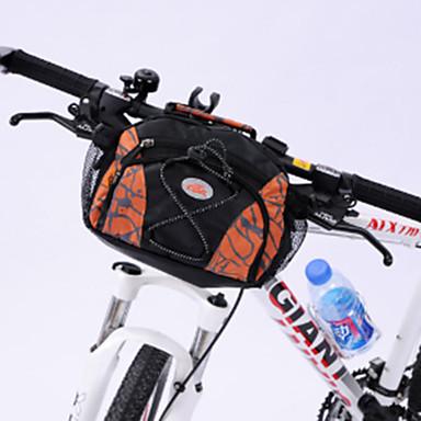 Pyörän ohjaustankolaukku Sateen kestävä Pyöräily Käytettävä Pyörälaukku Teryleeni Pyörälaukku Pyöräilylaukku Pyöräily Ulkoliikunta Pyörä