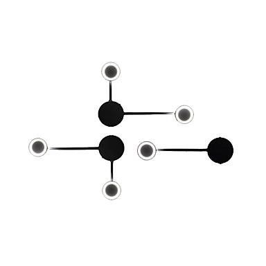 QINGMING® Minityyli / Uusi malli Yksinkertainen / Traditionaalinen / klassinen Olohuone / Kaupat / kahvilat Metalli Wall Light 110-120V / 220-240V 2.5 W