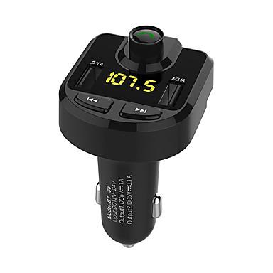 voordelige Automatisch Electronica-LIFETONE BT36 4.1 Auto Handsfree Auto MP3 FM Modulator Automatisch