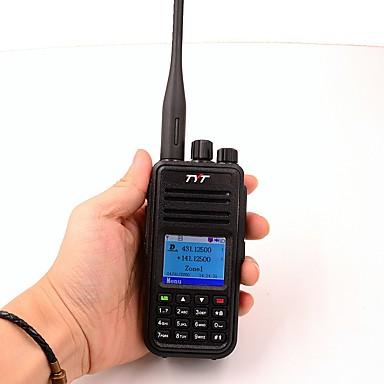 tanie Krótkofalówki-ręczny wodoodporny md-uv380 < 1,5 km < 1,5 km radiotelefon walkie talkie