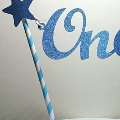 Urlaubsdekoration Feiertage & Glückwünsche Weihnachtsbeleuchtung Party Silber / Himmelblau / Rosa 1pc