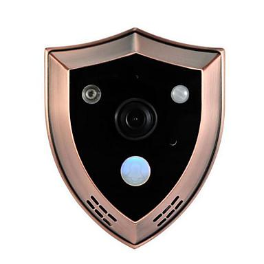 09 WIFI Nici Screen (ieșire de APP) Telefon Interfon video 1 la 1