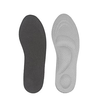 abordables Accessoires pour Chaussures-1 paire Vestimentaire / Absorption des chocs Semelle Intérieures PORON Toutes les Chaussures Toutes les Saisons Unisexe Noir / Gris / Amande