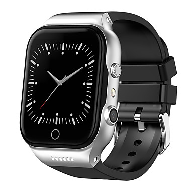 cheap Smartwatches-X89 Men Women Smartwatch Android iOS Bluetooth Touch Screen GPS Heart Rate Monitor Blood Pressure Measurement Sports Timer Stopwatch Pedometer Call Reminder Activity Tracker
