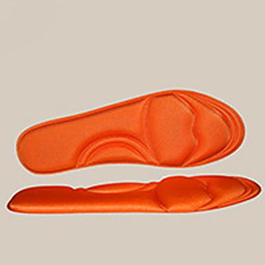 abordables Accessoires pour Chaussures-1 paire Absorption des chocs Semelle Intérieures Tissu Plante Printemps Unisexe Beige / Gris / Rose