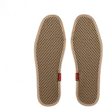 baratos Palmilhas-4 Peças Esporte Palmilhas e Calcanhadeiras Tecido Todos os Sapatos Primavera Homens Bege / Cinzento / Verde
