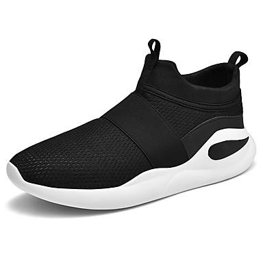 Erkek Ayakkabı Örümcek Ağı İlkbahar yaz Günlük Atletik Ayakkabılar Koşu / Fitnes Çalışması Günlük / Dış mekan için Siyah / Kırmzı / Mavi