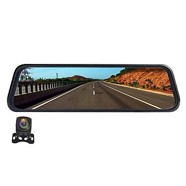 cheap Car DVR-T6 Anti Fog Car DVR 170 Degree Wide Angle 3.8 inch Dash Cam with Night Vision / Loop recording / Anti-shake Car Recorder