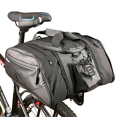 abordables Sacoches de Vélo-22 L Sacs de Porte-Bagage Ecran tactile Multifonctionnel Grande Capacité Sac de Vélo TPU Lycra Térylène Sac de Cyclisme Sacoche de Vélo Vélo de Route Vélo tout terrain / VTT Extérieur / Etanche