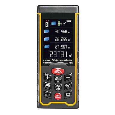 voordelige Test-, meet- & inspectieapparatuur-rz laserafstandsmeter afstandsmeter afstandsmeter jacht digitale handheld afstandsmeter 70m meetlint laser afstandsmeter rz-as70