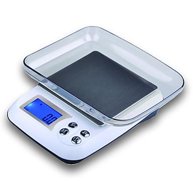 0.5g-3000g כיבוי אוטומטי רב מצבי סולם מטבח אלקטרונית חיי בית מטבח יומי