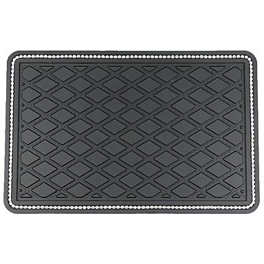 voordelige Auto-interieur accessoires-auto pvc antislip mat ornament kussen antislip pad dashboard decoratie