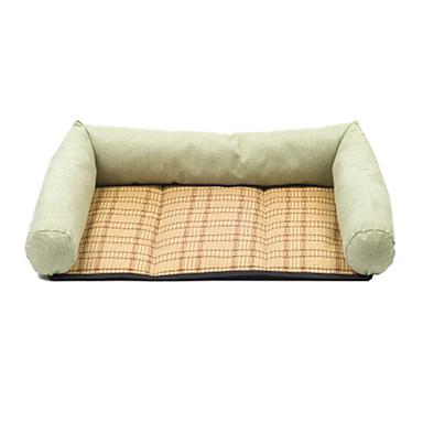 כלבים חתולים משטח למזרן מיטות כרית הספה שמיכות מיטה ספת טרקלין ליינרים בד עמיד אחיד לוליטה סגול ירוק ורוד