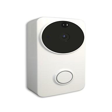 1080p домашний умный wifi видео дверной звонок беспроводной домофон дверной звонок телефон удаленного маломощного решение hayes беспроводная камера наблюдения
