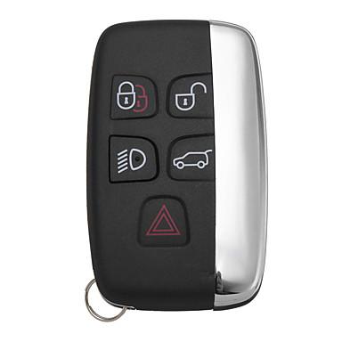 voordelige Autohangers & Ornamenten-433 mhz afstandsbediening sleutelhanger met 7953 chip voor land rover range rover sport evoque 10-16