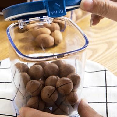 איכות גבוהה עם זכוכית בקבוקים וקערות רב שימושי / כלים חדישים למטבח מִטְבָּח אִחסוּן 2 pcs