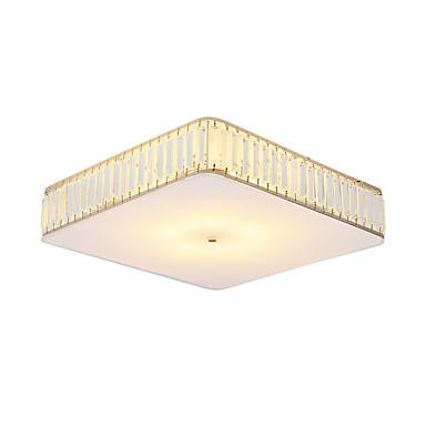 OYLYW 5 - אור תאורה להתקנה Ambient Light Electroplated מתכת אקרילי קריסטל, עיצוב חדש 110-120V / 220-240V