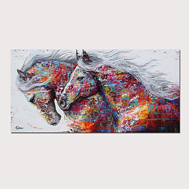 דפוס הדפסי בד מתוחים - חיות מודרני הדפסים אמנותיים