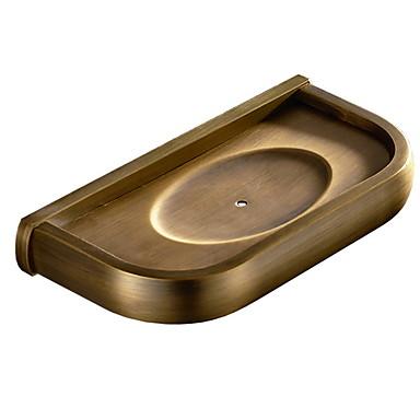 סבון כלים & מחזיקים עיצוב חדש / מגניב מודרני פליז 1pc מותקן על הקיר