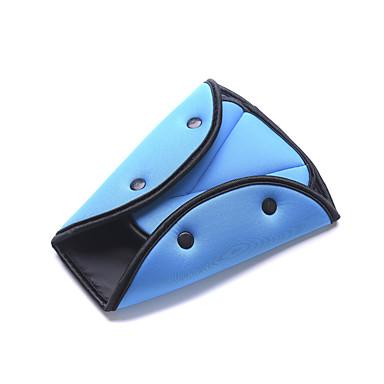 voordelige Auto-interieur accessoires-kinderen auto triangulatie veiligheidsgordelregelaar beschermen schouder mouw beschermer pad