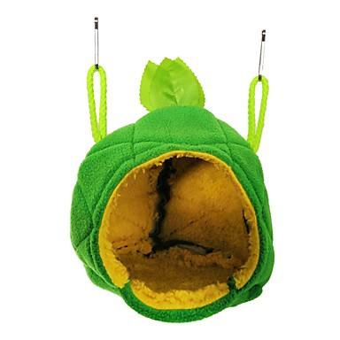 ציפור מוטות וסולמות ידידותי לחיות מחמד פוקוס צעצוע הרגשתי / צעצועים בד ציפור לא ארוג 115*14.5*18 cm