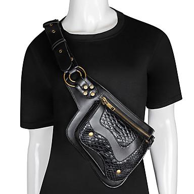 Cosplay Retro / Vintage Steampunk Maskeli Balo çanta Kadın's Kostüm Siyah Eski Tip Cosplay Halloween Günlük / Sade