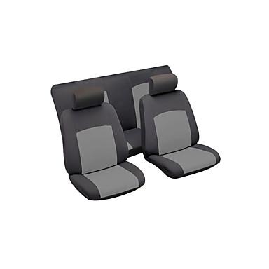 voordelige Auto-interieur accessoires-litbest autostoelhoezen stoelhoezen voor universele alle jaren zwart grijze vijf zetels