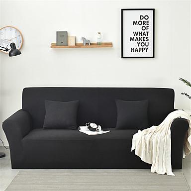 رخيصةأون غطاء-غطاء أريكة رومانسي مصبوغ بخيط الغزل بوليستر / قطن خليط الأغلفة