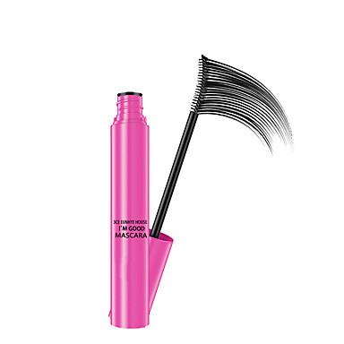 Maskaralar Su Geçirmez / Kullanımı Kolay / kalıcı Makyaj Karışık Materyal Çubuk maskara Basit / Taşınabilir Günlük / Günlük / Sade Makijaż dzienny Taşınabilir Doğal Güvenlik Kozmetik Tımar Malzemeleri