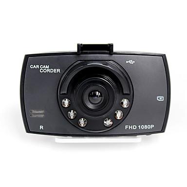 billige Bil-DVR-2,2 tommers g30 h300 usynlig bil dvr 90 vidvinkelobjektiv mini hd bildekamera videoopptaker