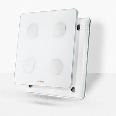 умный вес ванной Bluetooth цифровой вес лучший весы для ванной