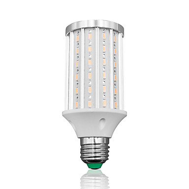 LOENDE 25 W LED Mısır Işıklar 2500 lm E26 / E27 T 90 LED Boncuklar SMD 5730 Sıcak Beyaz Beyaz 85-265 V