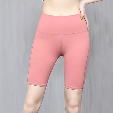 Aktif Giyim Yoga Kadın's Eğitim / Performans Splandeks / ChinIon Malzeme Kombini / Gore Pantalonlar