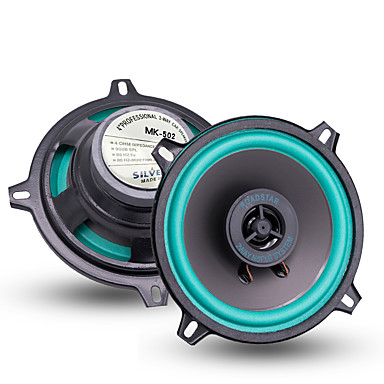 voordelige Automatisch Electronica-1 stks mk502 auto audio luidsprekers auto audio 5.1 universele voertuig luidspreker modificatie 5 inch coaxiale hoorn