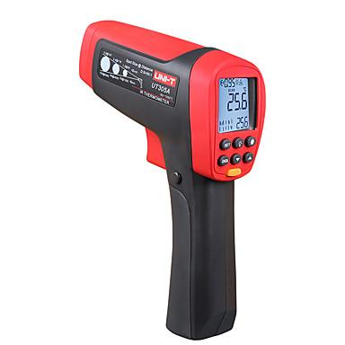 voordelige Test-, meet- & inspectieapparatuur-uni-t ut305a 501 niet-contact infrarood ir-thermometer laser temperatuur pistool meter bereik -501050 graden