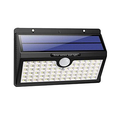 billige Utendørsbelysning-brelong utendørs sollys hetp oppgradering 78 ledet solcellebevegelsessensor vanntett trådløs vegglampe