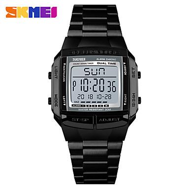 baratos Relógios Homem-Skmei 1381 homens esportes relógios relógio digital à prova d 'água levou relógios eletrônicos