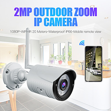 1080p 2 миллиона пикселей камера наружного водонепроницаемая камера ночного видения безопасности