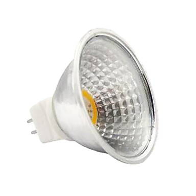 1set 5 W LED Bi-pin Işıklar 300 lm GU5.3 T 1 LED Boncuklar COB Yeni Dizayn Sıcak Beyaz Beyaz 12 V
