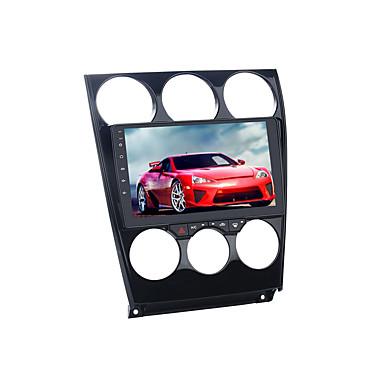 voordelige Automatisch Electronica-9 inch 1din auto dvd-speler auto gps navigator touchscreen android 8.0 4 gb 32 gb voor mazda 6 2002-2016
