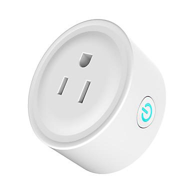billige Smartplugger-wifi us / eu plugg smart distribusjonsuttak